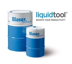 The Liquid Tool from Blaser Swisslube in barrel form