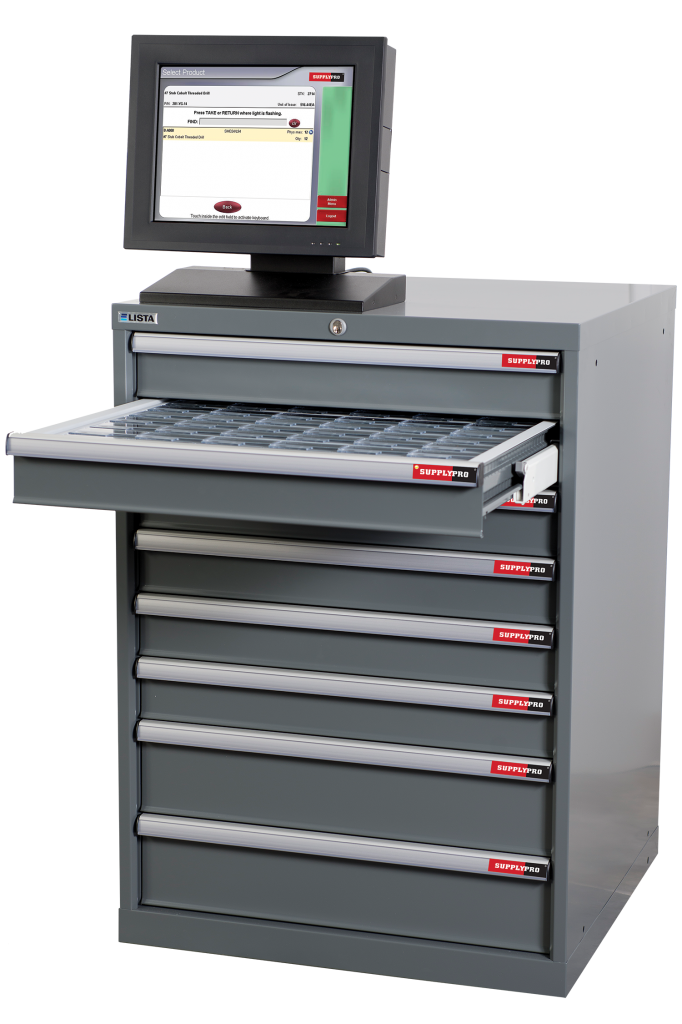 SupplyPro SmartDrawer Tool Inventory Management System in Canada